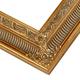 4BQ Antique Gold Frame