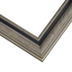 7BK Silver w/ Black Frame