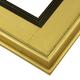 12PLN Gold with Black Frame