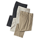 Men's Neat-Nick Pleated-Front Twill Pants