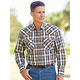 High Noon Long Sleeve Snap Front Shirt
