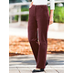 Silhouette Slimmers Stretch Corduroy Pants