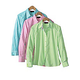 Women's Foxcroft No-Iron Popsicle-Stripe Shirt