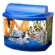 Aqueon Mini Bow Aquarium Kit 5 Gallon Red
