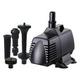 Hampton Pump/Fountainhead Kits 1630GPH