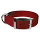 Double Layer Dog Collar 24 Inch Red
