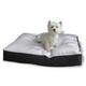 Pooch Pad Dog Bed Large Blue