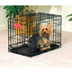 Midwest Life-Stages Double Door Dog Crate 30x21x24