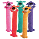 Loofa Dog Assorted Colors Small 12 Inch