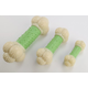 Nylabone Double-Action Chew Dog Bone Wolf
