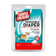 Simple Solution Washable Dog Diaper SM 22ct Pads