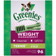 Greenies Lite Teenie Dog Dental Chew 27 oz 96ct