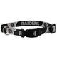 Oakland Raiders Dog Collar Large