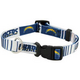San Diego Chargers Dog Collar Large