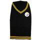 Pittsburgh Steelers Dog Sweater Large