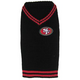 San Francisco 49ers Dog Sweater  Large