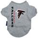 Atlanta Falcons Dog Tee Shirt Large