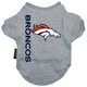 Denver Broncos Dog Tee Shirt X-Large