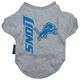 Detroit Lions Dog Tee Shirt X-Large