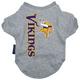 Minnesota Vikings Dog Tee Shirt X-Large