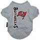 Tampa Bay Buccaneers Dog Tee Shirt X-Large