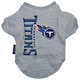 Tennessee Titans Dog Tee Shirt Large