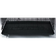 ProSelect Cat Cage Replacement Tray Black