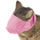 Guardian Gear Lined Fashion Cat Muzzle Large Pink