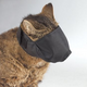 Guardian Gear Lined Nylon Cat Muzzle Large