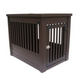 New Age Pet InnPlace Espresso Dog Crate Table XL