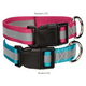 Guardian Gear Brite Reflective Dog Collar LG Rasp