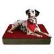 Buddy Beds Luxury Colorado Mt Ortho Dog Bed Large
