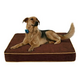 Buddy Beds Luxury Log Cabin Ortho Dog Bed Large