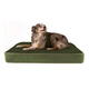 Buddy Beds Luxury Forest Fern Ortho Dog Bed Large