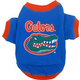NCAA Florida Gators Dog Tee Shirt Small