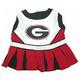 NCAA Georgia Bulldogs Cheerleader Dog Dress MD