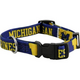 NCAA Michigan Wolverines Dog Collar Large