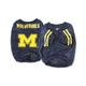 NCAA Michigan Wolverines Dog Jersey LG