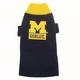 NCAA Michigan Wolverines Dog Sweater Large