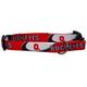 NCAA Ohio State Dog Collar Large