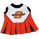 NCAA Oklahoma State Cheerleader Dog Dress Medium