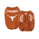 NCAA Texas Longhorns Orange Dog Jersey X-Large