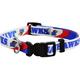NCAA Kansas Jayhawks Dog Collar Large