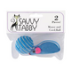 Savvy Tabby Mouse and Cord Ball 2Pk Cat Toy PINK