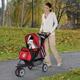 Guardian Gear Roadster II Pet Stroller Red