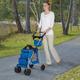Guardian Gear Classic II Pet Stroller Magenta