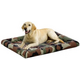 Midwest Quiet Time Maxx Camo Green Dog Bed 42 inch