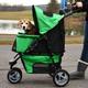 Gen7Pets Promenade Pet Stroller Black Onyx