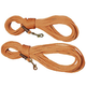 Mendota Trainer Dog Check Cord 50ft x 3/8in Orange