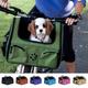 Pet Gear 3-in-1 Dog Bike Basket Tan